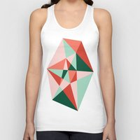 gem Tank Tops featuring Gem by lizzy gray kitchens
