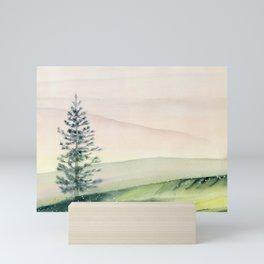 Somewhere Far Away Mini Art Print