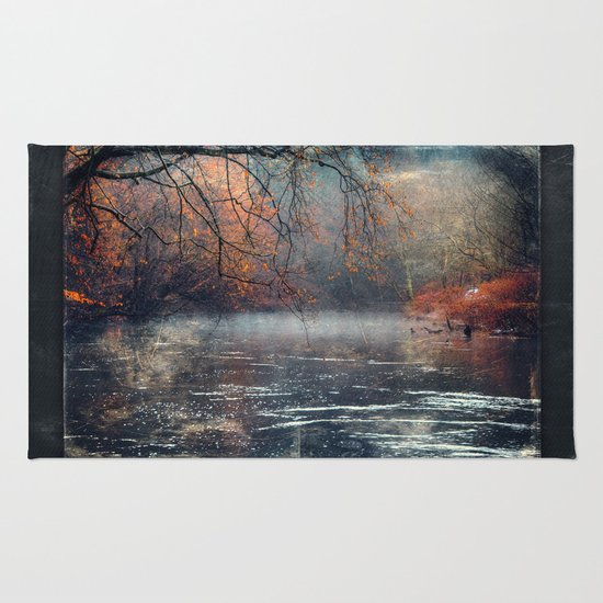 between fall & winter Rug