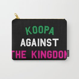 KOOPA AGAINST THE KINGDOM Carry-All Pouch