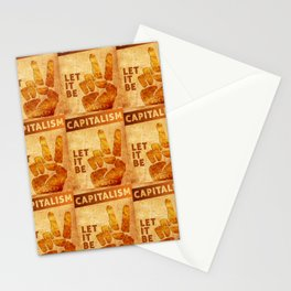 Let It Be Stationery Cards
