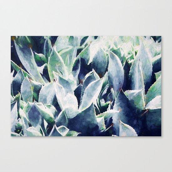 Cactus Garden #society6 #deco3 buyart Canvas Print