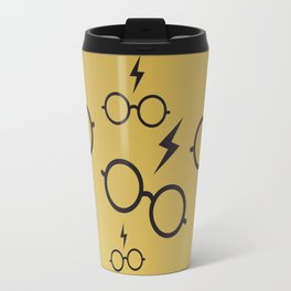 HARRY MINIMAL GOLD Travel Mug