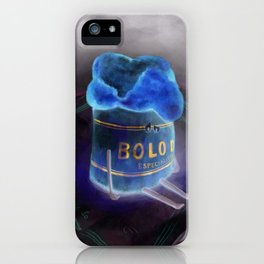 Bolo de Arroz - The Loner iPhone Case