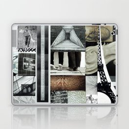 Collage - Climate Laptop & iPad Skin