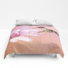 Spring Hummer Comforters