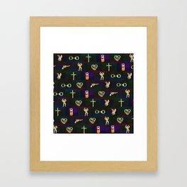 Cheap Thoughts Framed Art Print