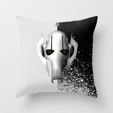 General Grievous Throw Pillow