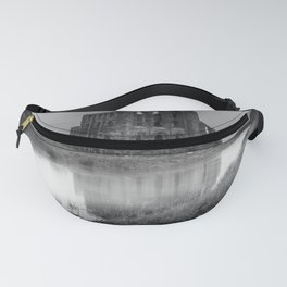 Gothic in Grey Fanny Pack