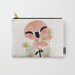 "The ""Animignons"" - the Flamingo Carry-All Pouch"