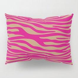 Safari Wild Zebra Pillow Sham