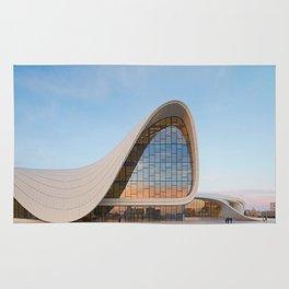 Zaha H A D I D | architect | Heydar Aliyev Center Rug
