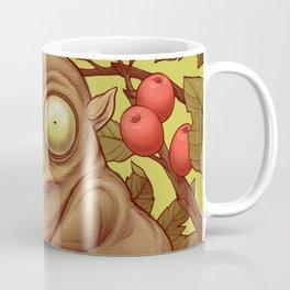 The Caffeinated Tarsier Coffee Mug
