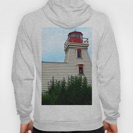 Lighthouse in the Garden Hoody
