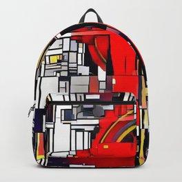 Cubism Elevator Pulley Backpack