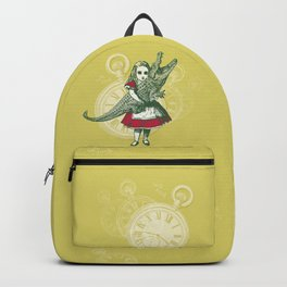 Tangled Tales - Alice in Neverland Backpack