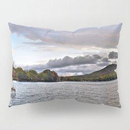 Lake George: Autumn Storm on the Horizon Pillow Sham