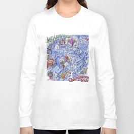 McAdenville, NC - Christmastown, USA Long Sleeve T-shirt