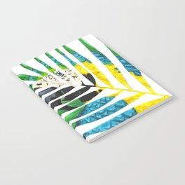 Parrot Palm Leaf Notebook