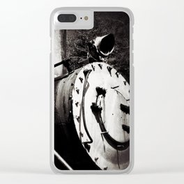 Locomotion Clear iPhone Case