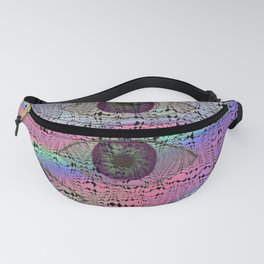 Late night worries Fanny Pack
