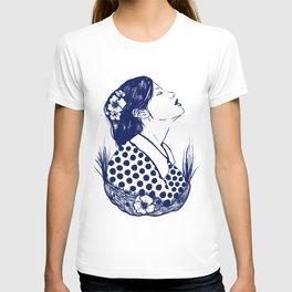 Coral T-shirt