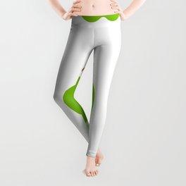 Green Apples Leggings