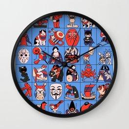 Idols Wall Clock