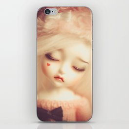 Invisible Tears iPhone Skin