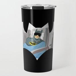 Bat Nap Travel Mug