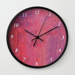 Brane S52 Wall Clock