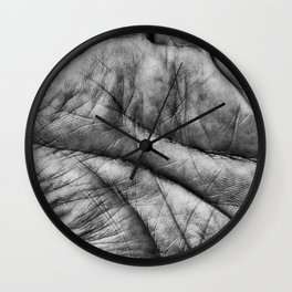 Left Hand Wall Clock