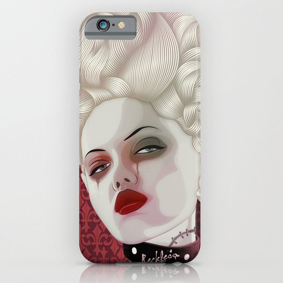 Marie Antoinette iPhone & iPod Case