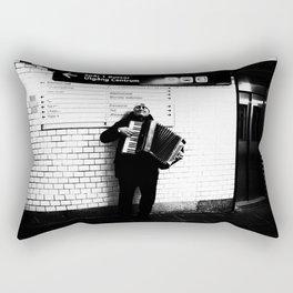 Proud Performer Rectangular Pillow