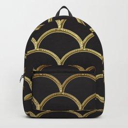 Gatsby deco glam Backpack