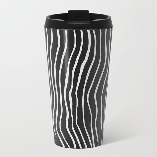 minimal movement Metal Travel Mug