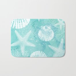 coastal Bath Mat