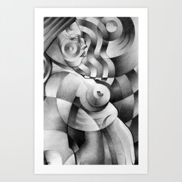 Bow 3 Art Print