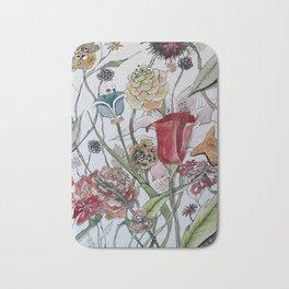 flores Bath Mat