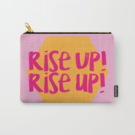 Rise Up (Hamilton Series) Carry-All Pouch