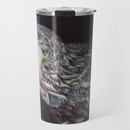Unraveling by Amy B Chen Travel Mug