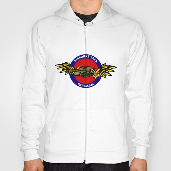 Tank with Wings Hoody