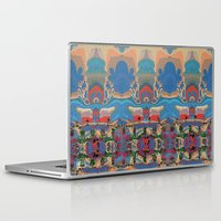 oasis Laptop & iPad Skins featuring Oasis by Jim Pavelle
