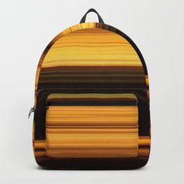 Mona Lisa Abstract Backpack