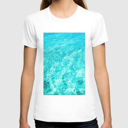 Crystal Clear Sea Water T-shirt