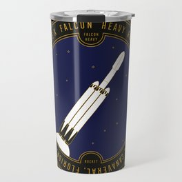Falcon Heavy Travel Mug