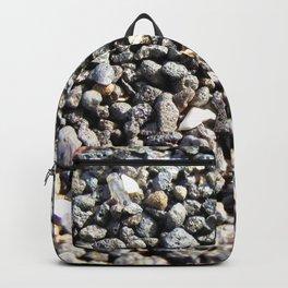 Watercolor Rock, Sand 01, Vikin, Iceland Backpack