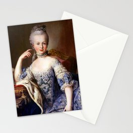 Marie Antoinette, Young 1 Stationery Cards