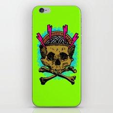 Goldskull iPhone & iPod Skin
