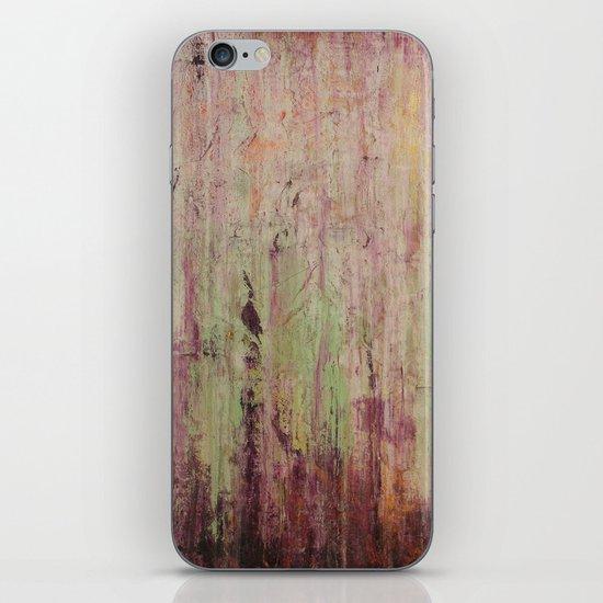 Green Box Car iPhone & iPod Skin